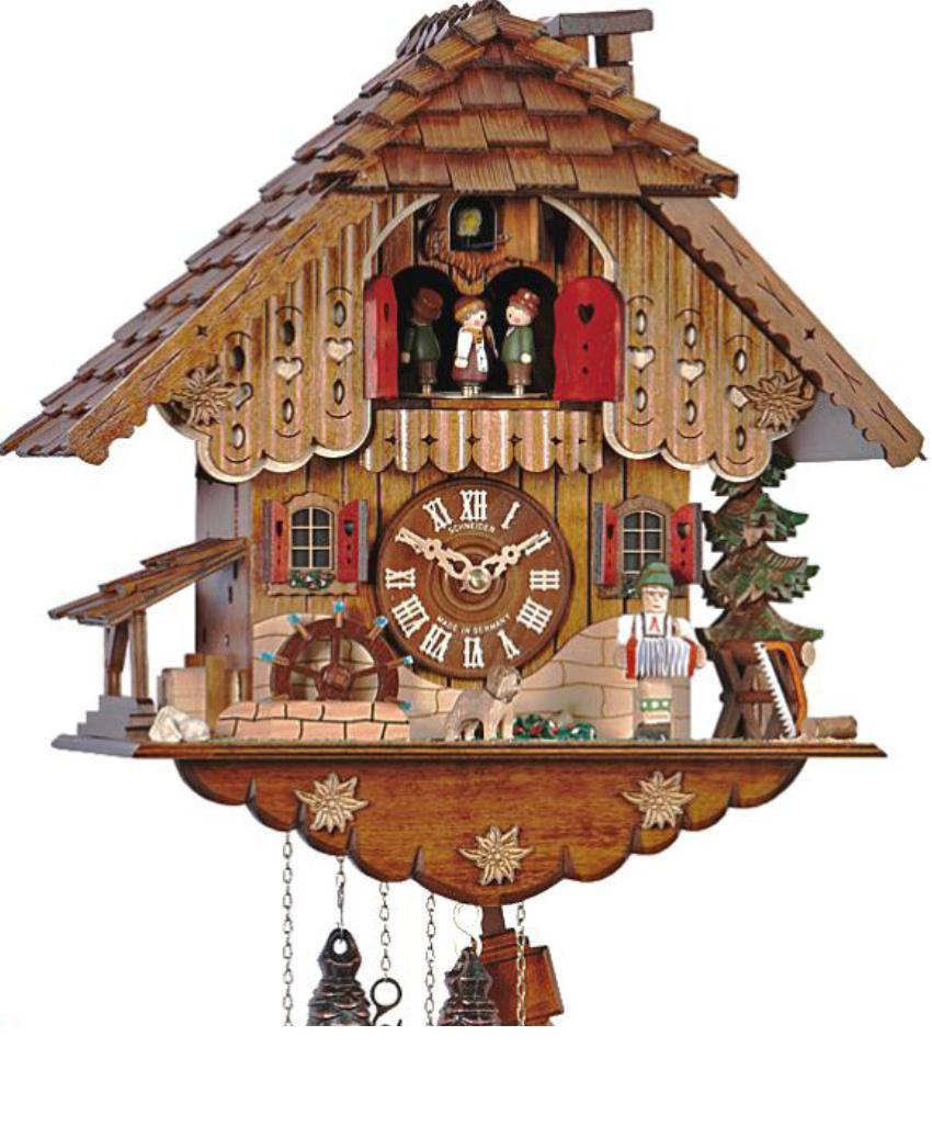 Orologeria Marenga - Riparazione orologi a pendolo e cucù